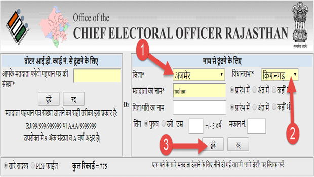 rajasthan-voter-list