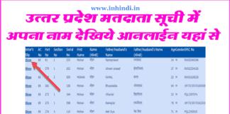 voter-list-uttar-pradesh-online