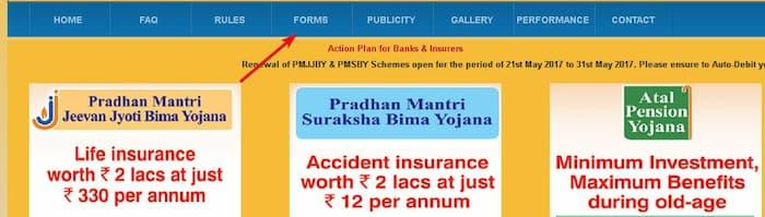 प्रधानमंत्री सुरक्षा बीमा योजना के लिए आवेदन कैसे करें